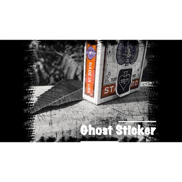 Ghost Sticker By Alfred Dockstader video DOWNLOAD