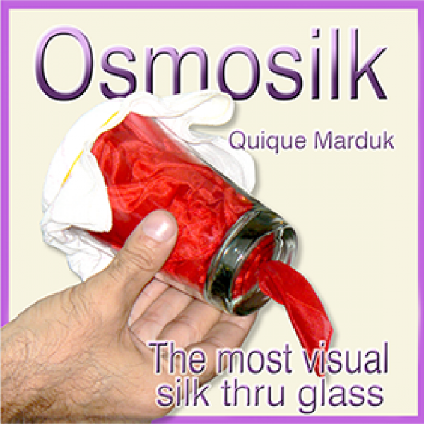 New Osmosilk by Quique Marduk