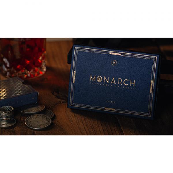 Skymember Presents Monarch (Quarter) by Avi Yap
