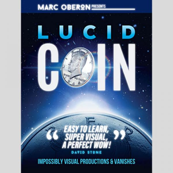 LUCID COIN (Gimmick and Online instructions) by Ma...