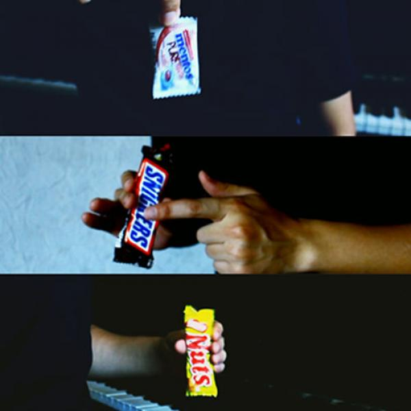 Through The Screen: Gum To Chocolate by Sultan Ora...