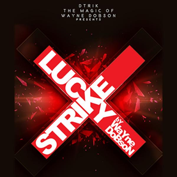 Lucky Strike (Gimmicks and Online Instructions) by...