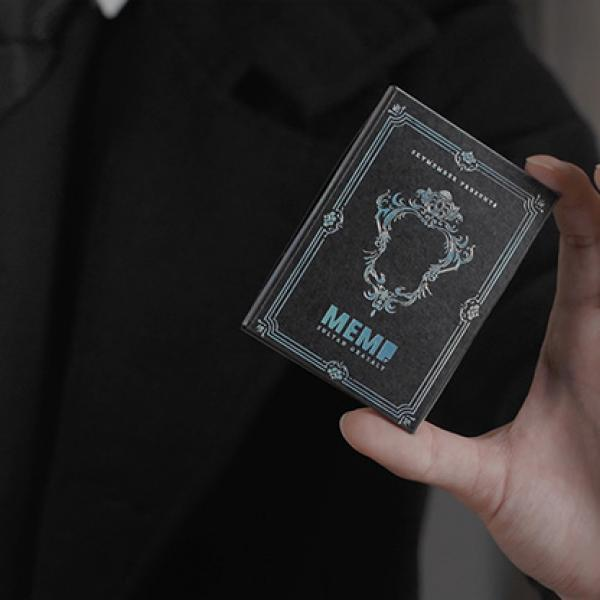 Skymember Presents Memo Card BLUE by Sultan Orazal...