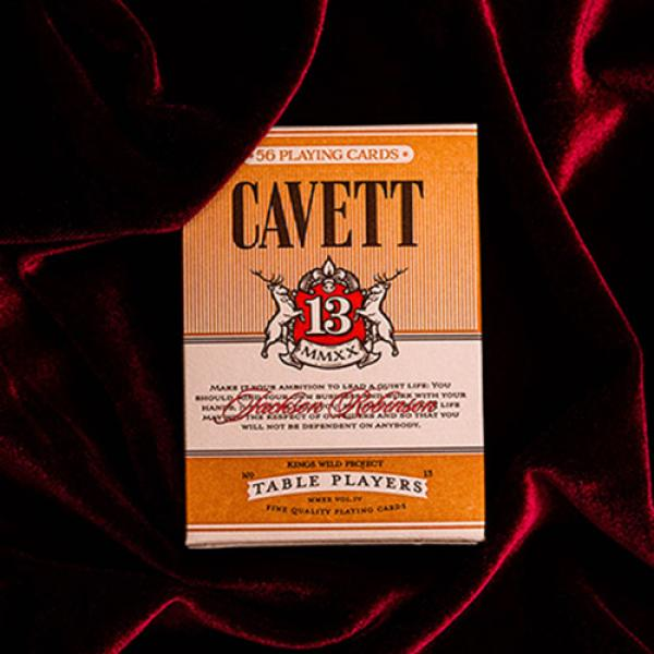 No.13 Table Players Vol. 4 (Cavett) Playing Cards ...