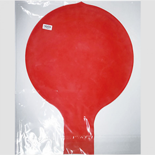 Entering Balloon RED (80 inches)  by JL Magic