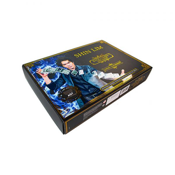 EVOLUSHIN MAGIC SET (GERMAN) by Shin Lim