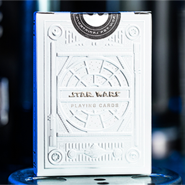 Star Wars Light Side Silver Edition Playing Cards ...