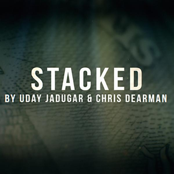 STACKED EURO (Gimmicks and Online Instructions) by...