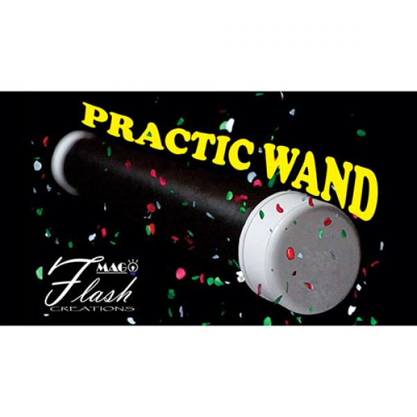 PRACTIC WAND (Gimmicks and Online Instructions) by...