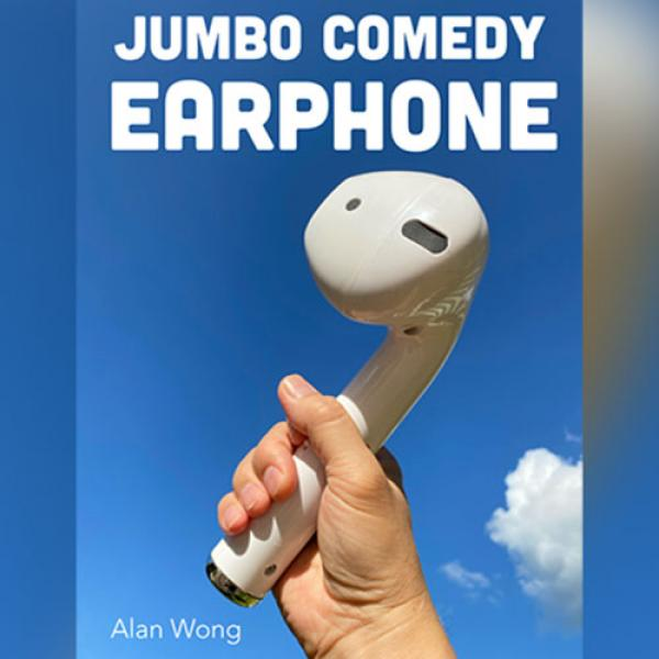 JUMBO COMEDY HEADPHONE by Alan Wong