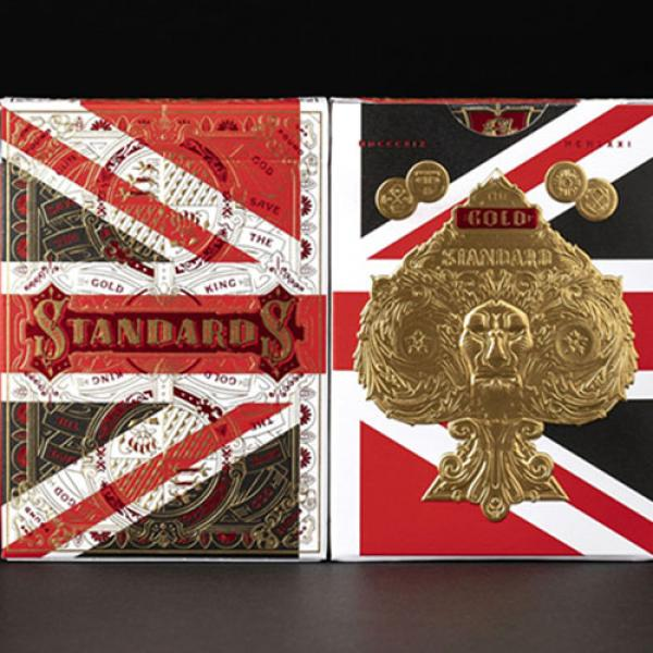 STANDARDS (Flag Edition) Playing Cards by Art of P...