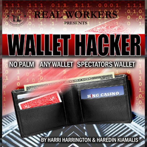 Wallet Hacker RED (Gimmicks and Online Instruction...