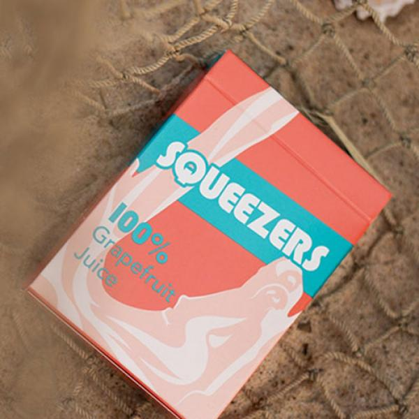 Squeezers V3 by Organic Playing Cards & Riffle...