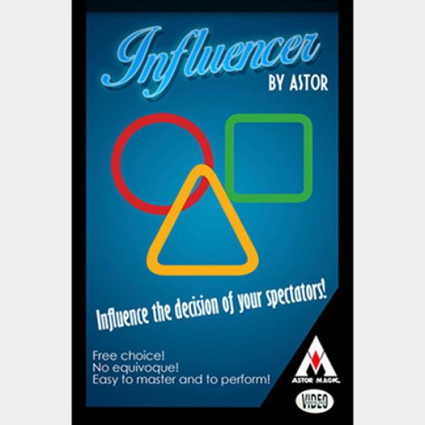Influencer (French) by Astor