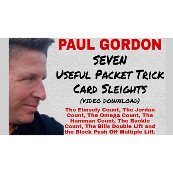 Seven Useful Packet Trick Card Sleights by Paul Go...