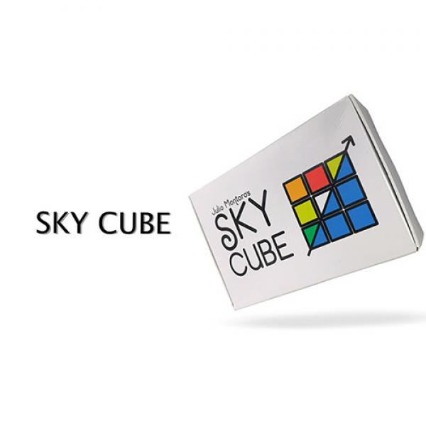 SKY CUBE (Gimmicks and online Instructions) by Julio Montoro