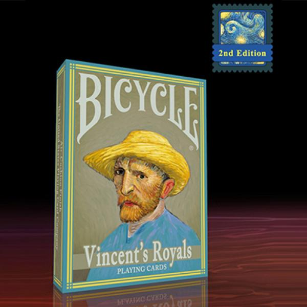 Bicycle Limited Edition Vincent's Royals 2nd Editi...