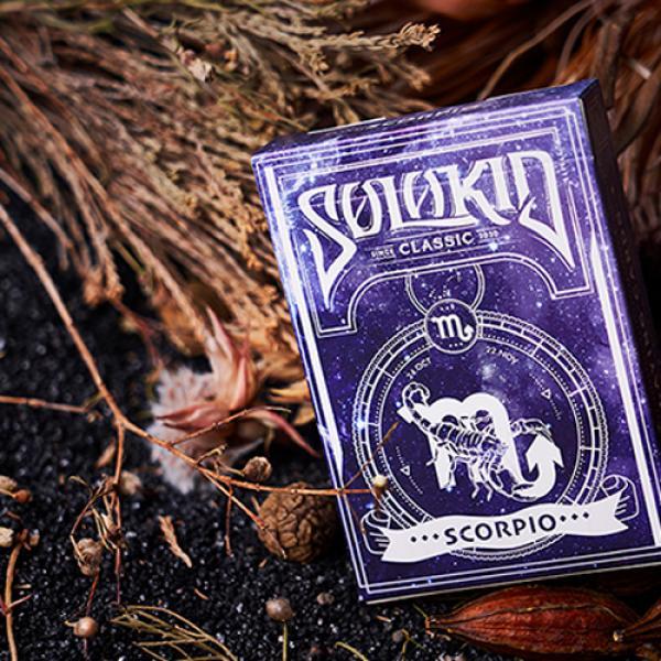 Solokid Constellation Series (Scorpio) Limited Edi...