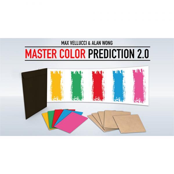 Master Color Prediction 2.0 by Max Vellucci and Al...
