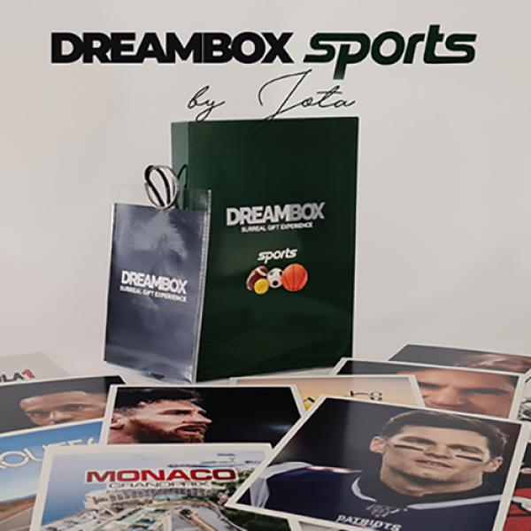 DREAM BOX SPORTS (Gimmick and Online Instructions)...