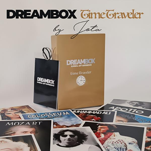 DREAM BOX TIME TRAVELER (Gimmick and Online Instru...
