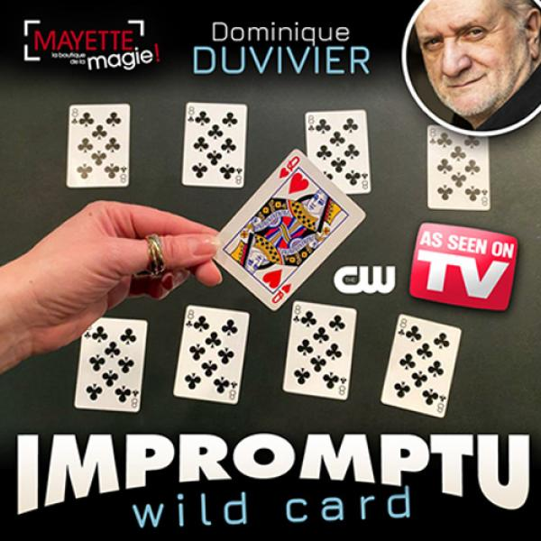 Impromptu Wild Card Gimmicks and Online Instructio...