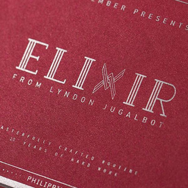 Skymember Presents ELIXIR BLUE by Lyndon Jugalbot