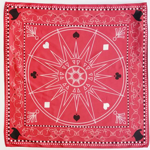 Devil's Bandana (Red) by Lee Alex