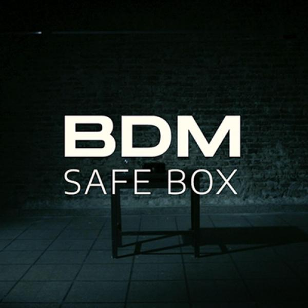 BDM Safe Box (Gimmick and Online Instructions) by ...