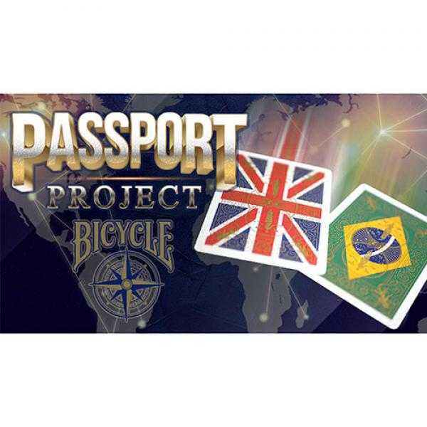 Passport Project by Yoan TANUJI & Magic Dream