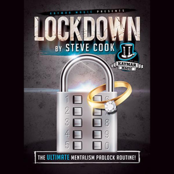LOCKDOWN (Gimmick and Online Instructions) by Stev...