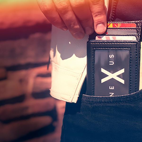 Nexus Wallet (Gimmick & Online Instructions) b...