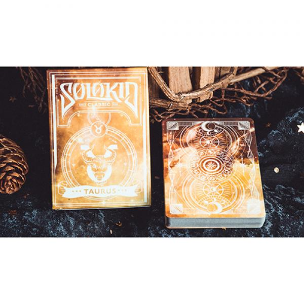 Solokid Constellation Series V2 (Taurus) Playing C...