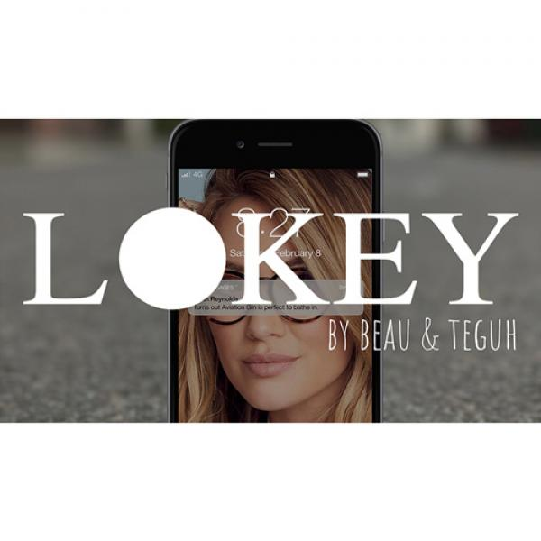 LoKey (In App Instructions) by Teguh