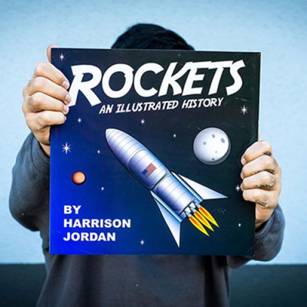 Rocket Book (Gimmicks and Online Instructions) by ...