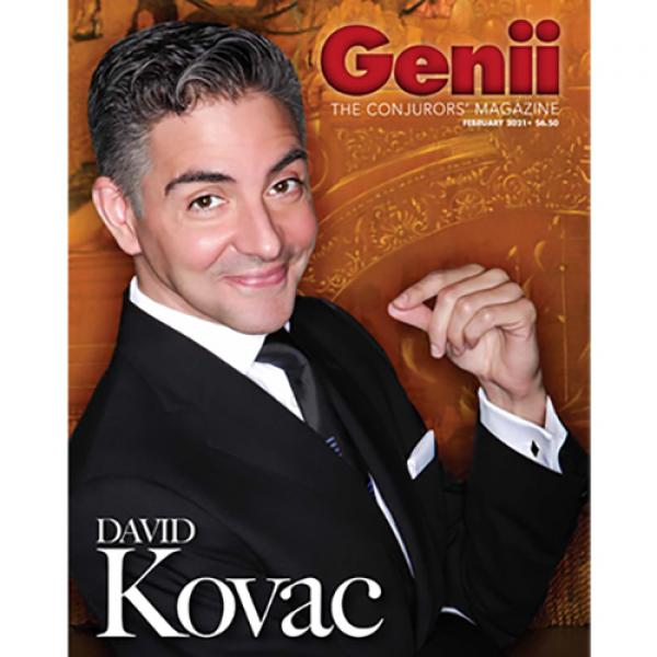 Genii Magazine February 2021- Book