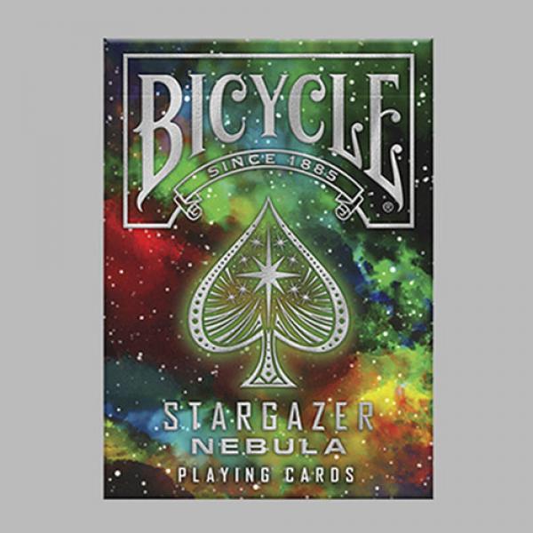 Bicycle Stargazer Nebula Playing Cards US Playing ...