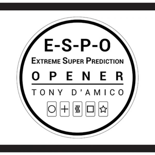 E.S.P.O. (Gimmicks and Online Instructions) by Ton...