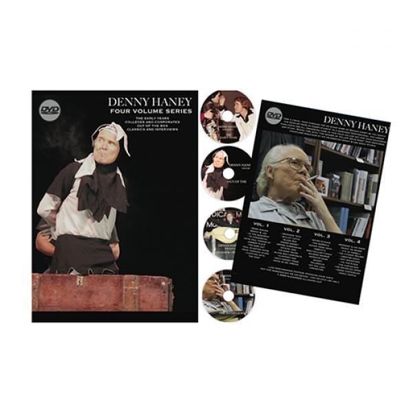 Denny Haney: LIVE 4 DVD Set by Scott Alexander - D...