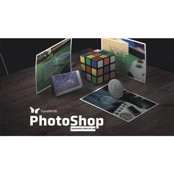 PhotoShop 2 (Props and Online Instructions)  by Wi...