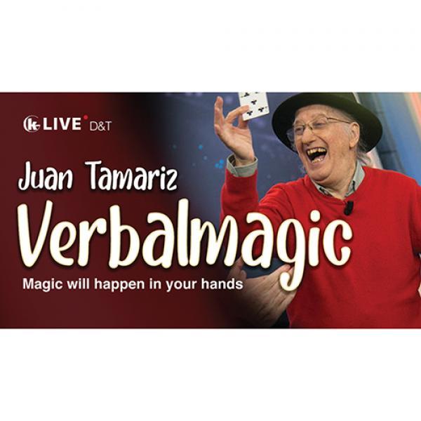 Juan Tamariz MASTER CLASS Vol. 1 - DVD