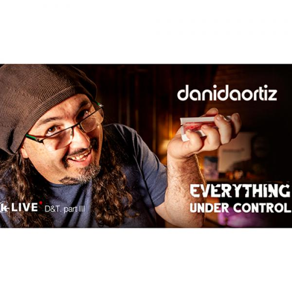 Juan Tamariz & Dani Da Ortiz MASTER CLASS Vol....