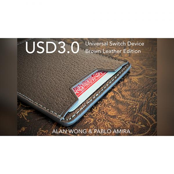 USD3 - Universal Switch Device BROWN by Pablo Amir...