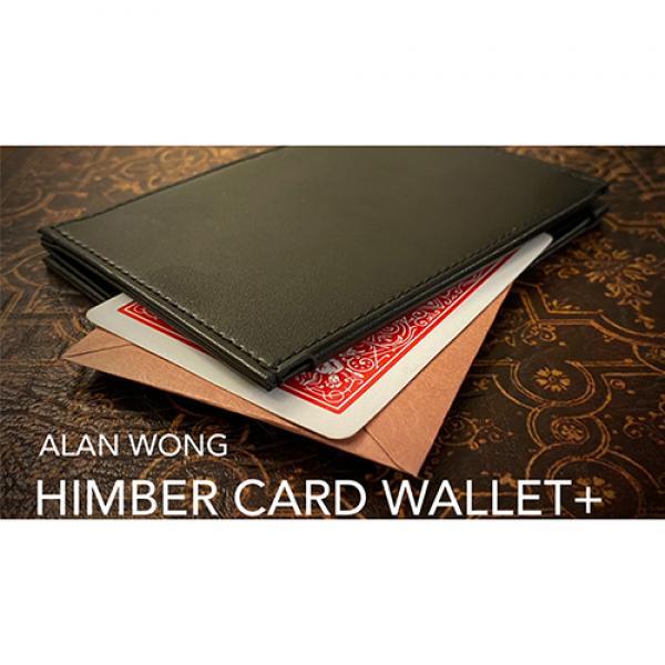 Himber Card Wallet Plus by Alan Wong