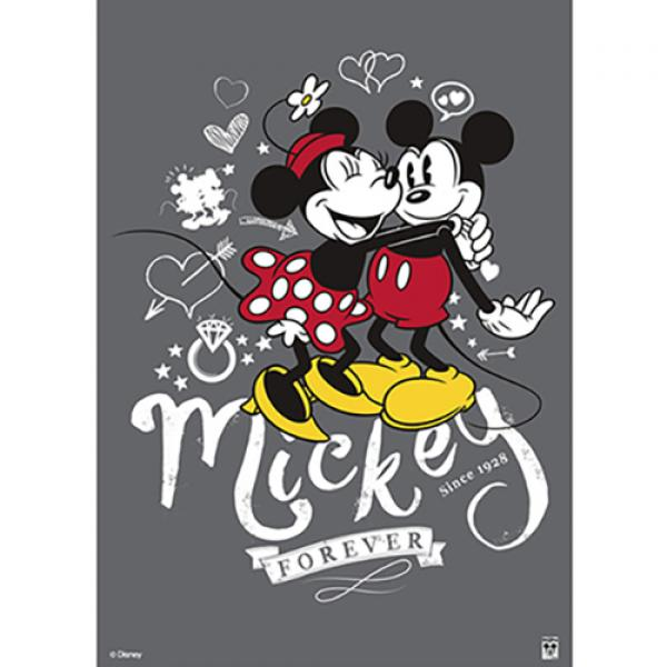 Paper Restore (MICKY & MINI) by JL Magic