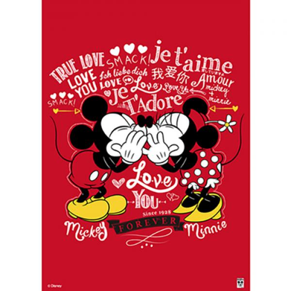 Paper Restore (MICKY & MINI LOVE) by JL Magic