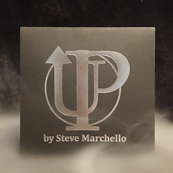 UP (Red) by Steve Marchello