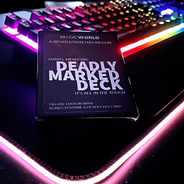 DEADLY MARKED DECK (Gimmicks and Online Instructio...