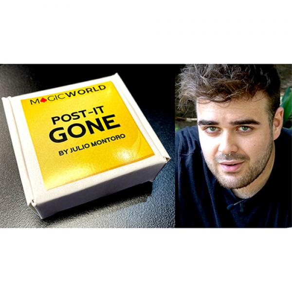 POST IT GONE (Gimmicks and Online Instructions) by...