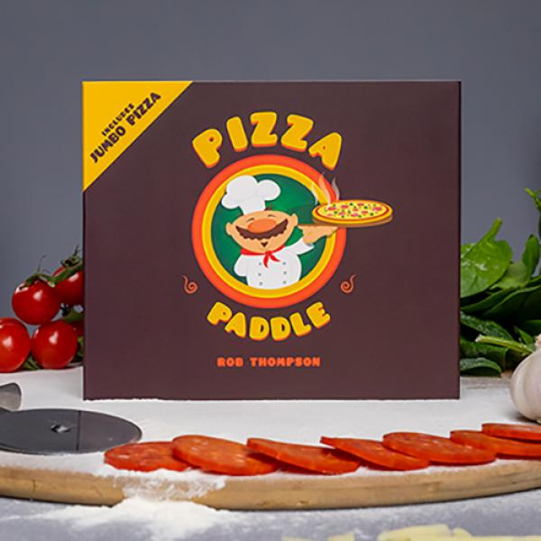 Pizza Paddle Supreme (Gimmicks and Online Instruct...